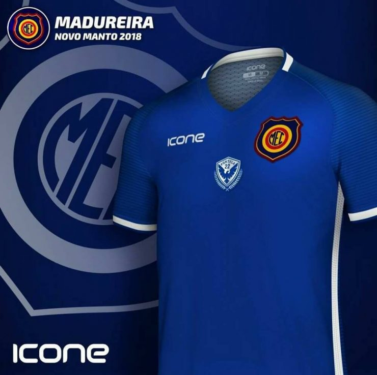 Madureira terá camisa em homenagem à Portela 1 cced11b47d038