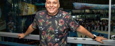 Paulo Menezes é o novo carnavalesco do Império Serrano 9