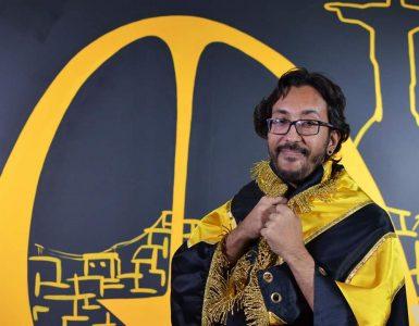 Um nerd no samba: Jorge Silveira leva universo geek e Lego para o Carnaval 3