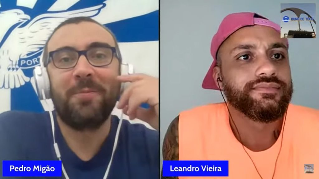 Pedro Migão entrevista Leandro Vieira