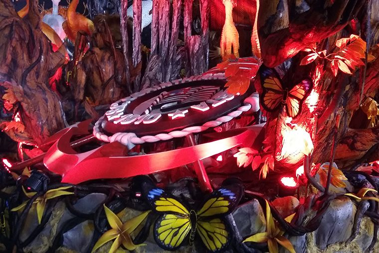 Gaviões da Fiel, Carnaval