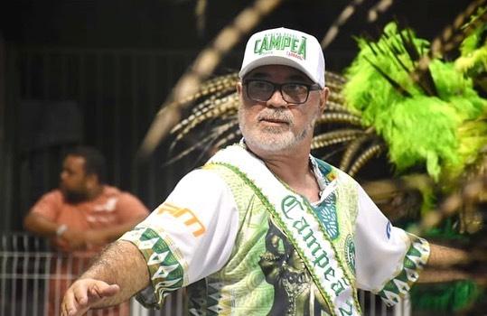 Jorge Freitas foi campeão na Mancha Verde em 2019